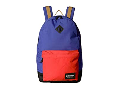 Burton Kettle Pack (Royal Blue Triple Ripstop) Backpack Bags