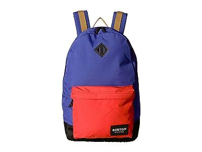 Burton Kettle Pack (Royal Blue Triple Ripstop) Backpack Bags