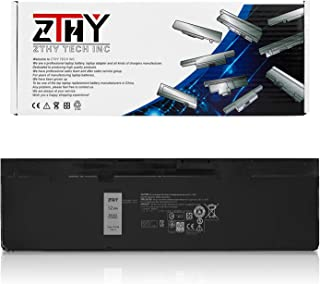 ZTHY 52Wh VFV59 Laptop Battery Replacement for Dell Latitude E7240 Latitude E7250 Series Notebook GVD76 WD52H F3G33 HJ8KP W57CV 451-BBFX 451-BBFW 7.4V 4Cell