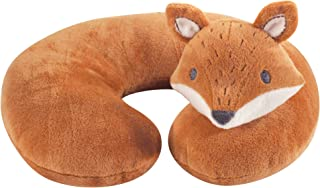 Hudson Baby Travel Neck Support Pillow, Modern Fox, One Size