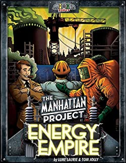 The Manhattan Project Energy Empire Game
