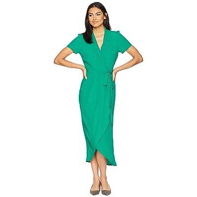 Yumi Kim Meet and Greet Dress (Emerald Green) Women