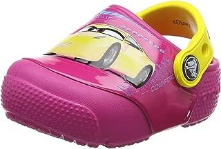 Crocs Unisex Kids Fun Lab Lights Cars 3 Clog