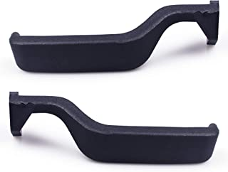 BOXI Driver and Passenger Side Inside Inner Door Handles for 1987-96 Ford Bronco,1987-96 Ford F150 Truck,1987-97 Ford F250 Truck,1987-97 Ford F350 Truck E7TZ1522600A,E7TZ1522601A (Pack of 2)