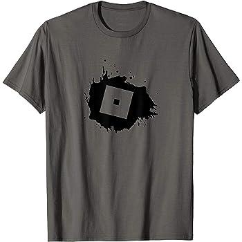 Amazon Com Roblox Tilt Splash Camiseta Color Blanco Clothing
