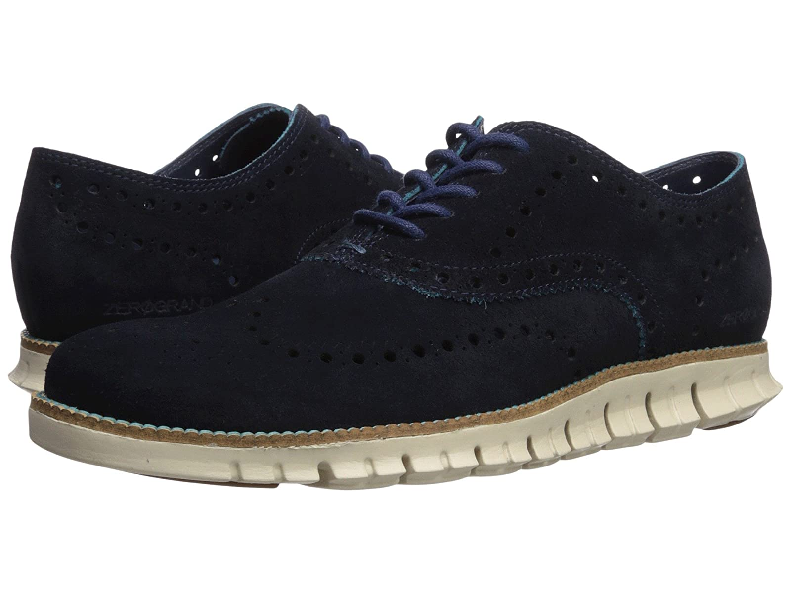 Cole Haan Zerogrand Wing Ox SuedeAtmospheric grades have affordable shoes