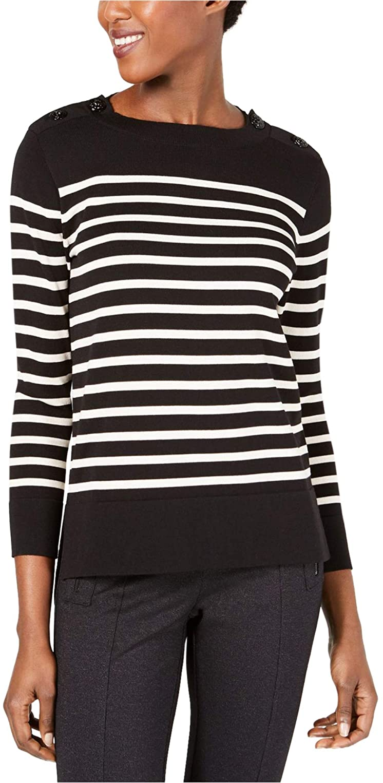 Max 53% OFF Anne Klein Women's Crew Long SALENEW very popular! Neck Sleeve Sweater