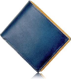 Eredità(エレディータ) 財布 二つ折り財布 革の王様ブッテーロレザー メンズ 日本製 WL11