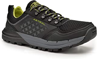 Astral Men's TR1 Trek Minimalist Hiking Shoes, Quick Drying and Lightweight, Made for Trails and Rivers