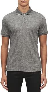 Calvin Klein Mens Sl Rugby Polo Shirt