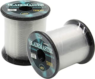 BPS Línea Hilo de Pesca Nylon Monofilamento Color Transparente Multifilamento Material Súper Fuerte Pesca Profesional