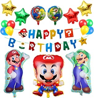 Best super mario birthday banner Reviews