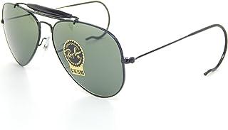 Ray Ban RB3030 Black/G -15XLT L9500 58mm Sunglasses