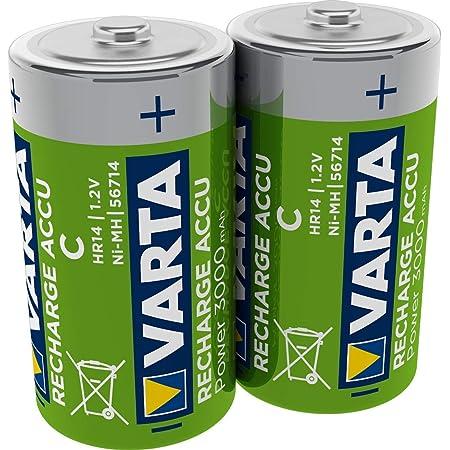 Varta High Energy Lr14 Baby C Batterie Elektronik