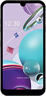 LG K31 Unlocked Smartphone – 32 GB – Silver (Made for US by LG) – Verizon, AT&T, T–Mobile, Metro, Cricket (Universal Compa...