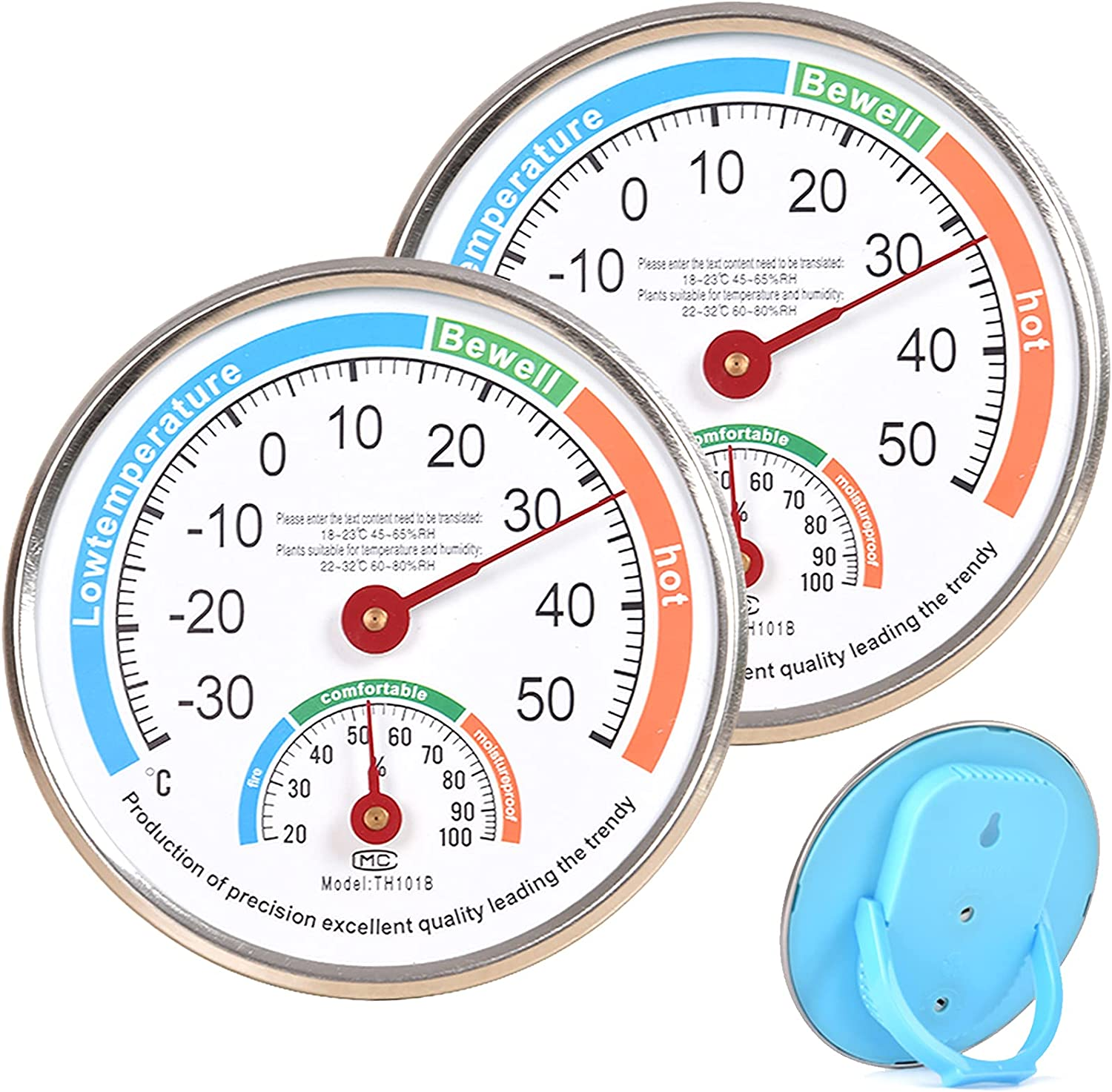 Wesoke Indoor Thermometer List price Hygrometer Award 2 1 Humidit Temperature in