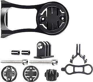 Aluminiumlegering fietscomputerhouder, fietsverlenghouder, aanpasbaar model fietshouder voor Garmin Edge/Bryton Rider / Ca...