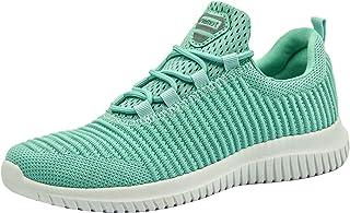 Zapatillas Deportivas para Mujer Hombre, Zapatos para Correr Deporte al Aire Libre Running Fitness Gimnasio Súper Ligeras y Transpirables Sneakers Calzado Casual