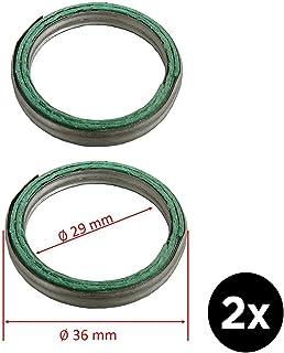 X8R S SGX X PNJ Wallaroo vision DIO ZX zoomer D/échappement Joint universel pour Honda SXR 50/cc
