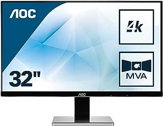 AOC Monitores U3277PWQU - Monitor de 32
