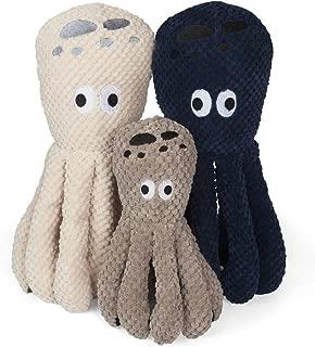 Fab Dog Floppy Octopus Dog Toy
