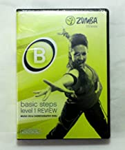 ZUMBA FITNESS (LICENSED INSTRUCTOR'S 4 DVD SET) BASIC STEPS LEVEL 1 REVIEW CHOREOGRAPHY/MUSIC