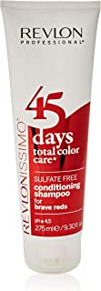 45 Days Conditioning Shampoo For Brave Reds 275 Ml