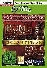Rome: Total War Gold [Green Pepper] [Importación alemana]