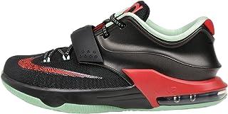 more photos 7c6c5 47b31 Nike KD VII GS (Bonnes Pommes) / Moyenne Mint Action Noir Rouge (4.5
