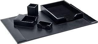 Best black leather desk accessories Reviews
