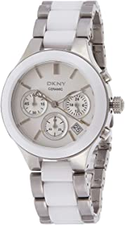 DKNY Quartz Movement For Women, Stainless Steel Band NY8257