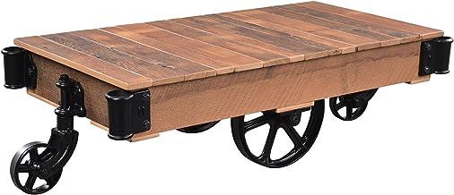 Amazon Com Factory Cart Coffee Table