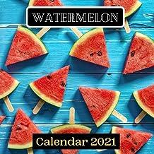 Watermelon Calendar 2021
