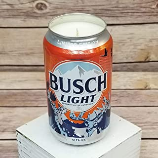 busch light candle
