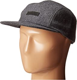 Calvin Klein - Flannel 5 Panel Ribbed Cap
