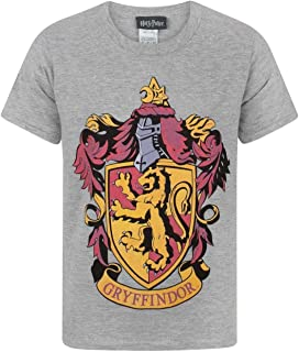 2e65f20f Harry Potter Gryffindor Crest Boy's T-Shirt
