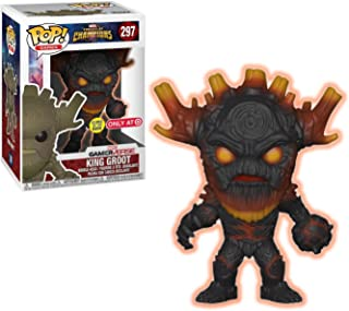 King Groot Glow in the Dark Conquest of Champions 297 Gameverse Target