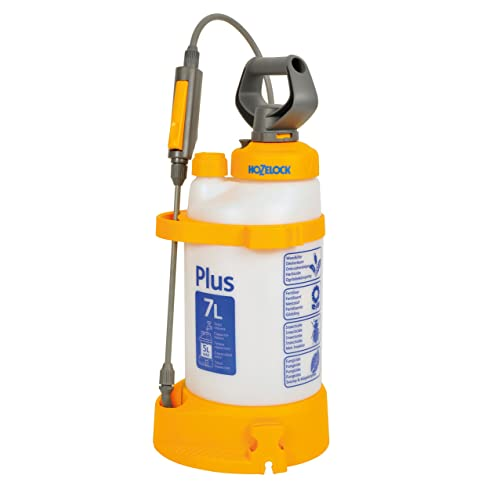 Hozelock Pressure Sprayer Plus 7 Litre (max fill* 5L)