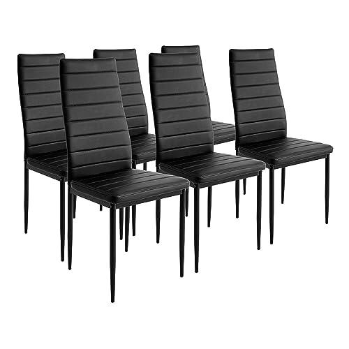 sillas de comedor metalicas robustas