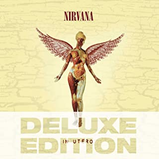 In Utero-20th Anniversary Deluxe Edition (2cd)