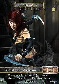 3x Assassin #1 Custom Altered Tokens Khans of Tarkir (for Vraska, the Unseen)