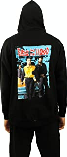 Franchise Luxe-Athleisure Boyz N The Hood Poster Hoodie