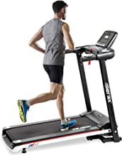Merax Treadmill Folding Electric Treadmill for Running Easy Assembly Motorized Power Running Machine Fitness, 2.0PH Treadmill for Home Gym