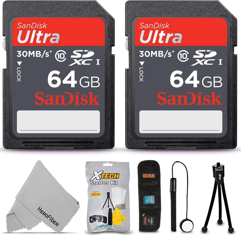 SanDisk 128GB Ultra Class 10 Boston Mall SDXC Accesso UHS-I Memory Card + Popular brand SD