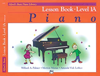 Alfred'S Basic Piano Library Lesson 1a: Universal Edition