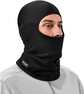 Balaclava with Spandex Top, Comfortable Wear Under Helmet, Winter Face Mask, Ergodyne N-Ferno 6822