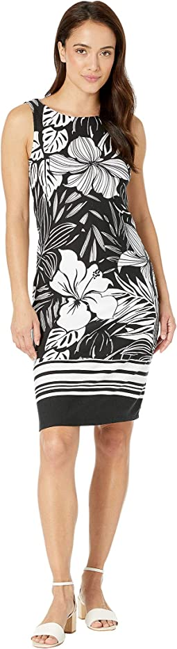 bcec5f293b3 Tommy Bahama. Paradise Classic Sleeveless Dress.  79.50. Black
