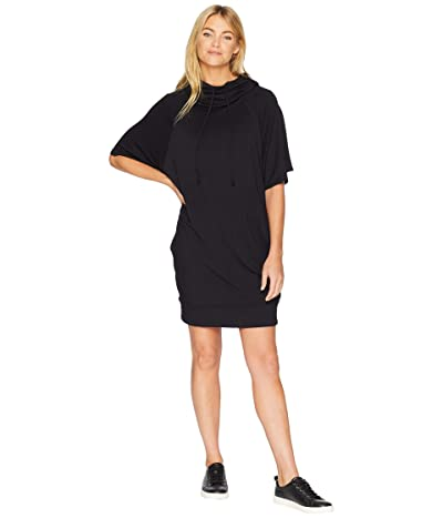 Prana Carys Dress (Black) Women