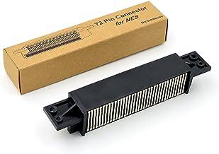 Remplacement NES 72 Pin cartouche de jeu de réparation Slot connecteur Red Light Clignotant Clignotant pour Nintendo NES 8...