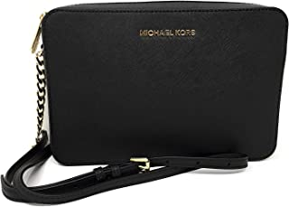 ee1b5dbb7cbd3c MICHAEL Michael Kors Women's Jet Set Cross Body Bag